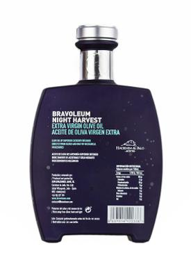 aove aceite Night Harvest Bravoleum